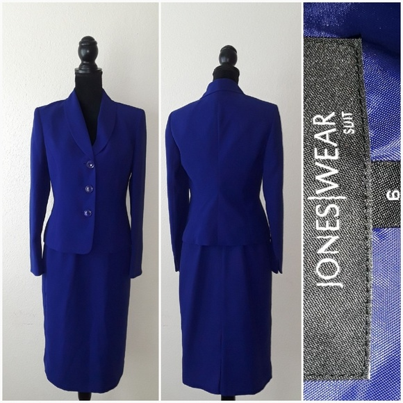 Jones Wear Suit Jackets Coats Women Suit Poshmark